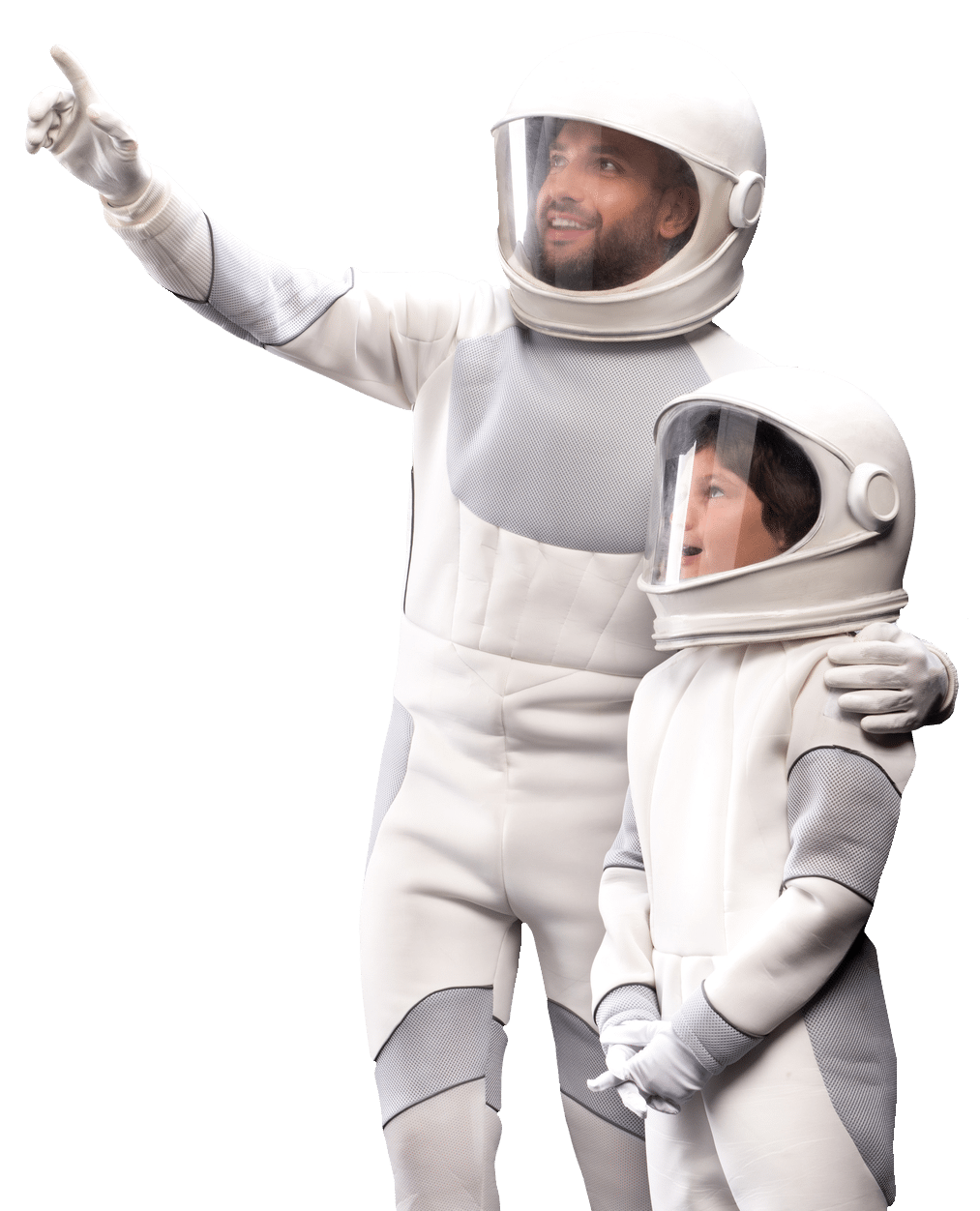 Spaceman-Family-Golf